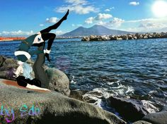 Kiss from Napoli ❤