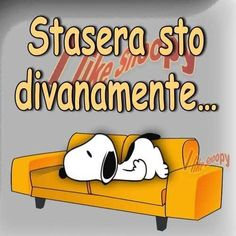 SI :-) solo stasera, non ci credo!--ITALIA by Francesco -Welcome and enjoy- frbrun Humor Vintage, Italian Humor, Feelings Words, Good Night Wishes, Funny Times, Peanuts Snoopy, Friends Forever, Funny Posts, Have Fun