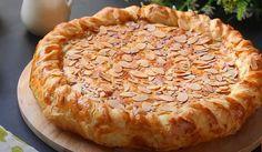 Πανεύκολη μηλόπιτα με σφολιάτα Αυτή η μηλόπιτα είναι ιδανική για πρωινό και θα αρέσει σε όλη την οικογένεια. Τα απαραίτητα συστατικά της είναι λίγα και απλά! Δοκιμάστε την ! Θα σας αρέσει! Υλικά 5μήλα 100γραμμάριακαστανή ζάχαρη 2στρογγυλά ρολά σφολιάτας Μισό ποτήρι Apple Pie, Sweets, Desserts, Recipes, Food, Tailgate Desserts, Deserts, Gummi Candy, Candy