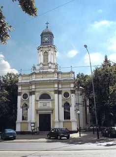Die evangelisch-augsburgische St. Peter und Paul Kirche in Pabianice