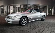 Mercedes-Benz SL 500 R129 AMG von issue