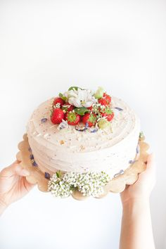 Norwegian National Day, 17th May. Gratulerer med dagen.   Raspberry & Vanilla Layer Cake by Cake Me! Oslo. www.facebook.com/cakemeoslo