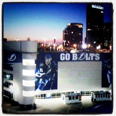 A place where I always feel at home :) Tampa, Fl Tampa Bay Times Forum