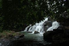 Aruvikuzhi Waterfalls, Kerala