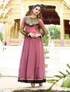 Unstitched Suit with Dupatta : SFBR14009