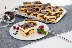 QimiQ Donauwelle Pampered Chef, Waffles, Yummy Food, Sweets, Breakfast, Recipes, Tiramisu, Bakken, Chef Recipes