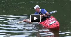 Kayak Sculling Brace- to stop your kayak from capsizing