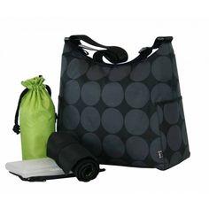 Tämän laukun voisin ostaa ihan arkikäyttöön, vaikka hoitolaukku onkin.