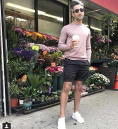 Tan France, Simple Street Style, Paris Fashion, Mens Fashion, French Man, Poses For Men, Summer Outfits, Guy Outfits, Summer Clothes