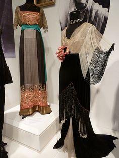 Latvia - Riga - Art Nouveau fashion exhibition - 26