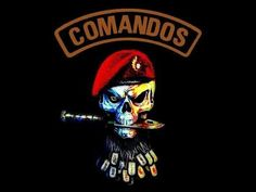 """A Mística dos Comandos Portugueses - """"Mama Sumae"""" - YouTube Special Forces Logo, Military Special Forces, Military Guns, Military Art, Indian Army Quotes, Indian Army Wallpapers, Original Iphone Wallpaper, Military Tattoos, Green Beret"""