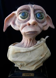 """Here lies Dobby, a Free Elf"".... I was balling my eyes out. Hate u Bellatrix"