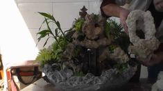 Como fazer uma fonte com pedras artificiais ecológicas