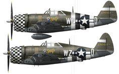 """P-47 """"Snafu"""""""