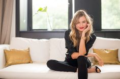 Behati Prinsloo Discusses her Diet, Hair, and Makeup - Namibian Model and Victoria's Secret Angel Behati Prinsloo