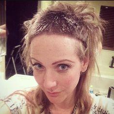V Bangs, Short Bangs, Crazy Hair, Weird Hair, Shaved Head Women, Goth Hair, Bald Women, Alternative Hair, Mullets