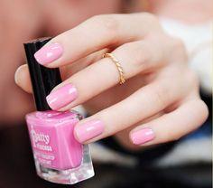 Nail Arts: Pink