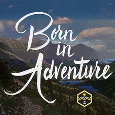 #Borninadventure