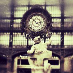 Gare d'Orsay, Paris