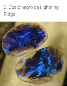 """Amazing ~ """" Yes, the stone you see above is actually from Earth, and called Lightning Ridge Black Opal. It gets its name from a real Australian town in New South Wales and is one of the rarest kinds of opal on the planet."""" It's black Opal Minerals And Gemstones, Rocks And Minerals, Rare Gemstones, Opal Edelstein, Lightning Ridge, Black Lightning, Mineral Stone, Opal Mineral, Beautiful Rocks"""