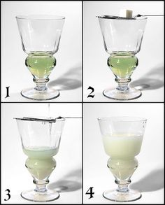 How to Prepare Absinthe -- via wikiHow.com