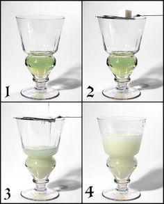 How to Prepare Absinthe -- via wikiHow.com