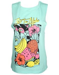 Zeta Tau Alpha Fruit Tank by Adam Block Design | Custom Greek Apparel & Sorority Clothes | www.adamblockdesign.com
