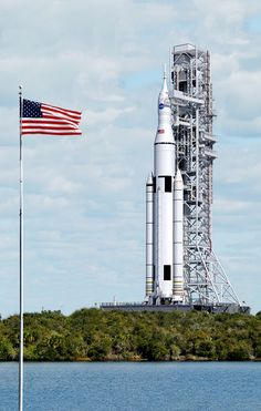 The most powerful rocket in history will deliver cargo and supplies to astronauts aboard the Orion spacecraft, allowing them to explore asteroids and ultimately, Mars.