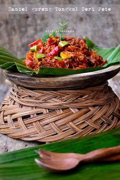 Sambal Goreng Tongkol Teri & Pete