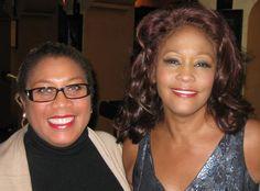 O que Whitney Houston, Denzel Whashington, Cindy Crawford, Whoopi Goldberg e Janet Jackson têm em comum? A maquiadora - Portal da Maquiagem