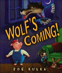 Wolf's Coming by Joe Kulka book jacket