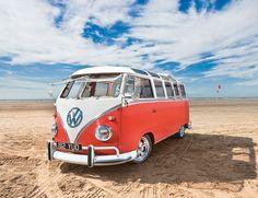 Kies voor een Volkswagenbusje als trouwvervoer!