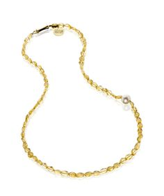 #Citrine Necklace   #citrine #necklace  Repin, Like, Share!  Thanks!