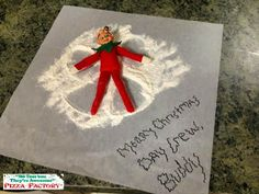 Celebrate My Whimsy Elf on the shelf ideas