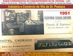 IJUÍ - RS - Memória Virtual: Escritório Técnico Contábil de Oswaldo B. Degelman...