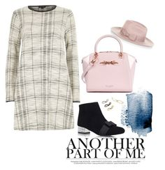 """""""《☆》"""" by bluveraa ❤ liked on Polyvore featuring River Island, Accessorize, KG Kurt Geiger, Ted Baker and Topshop"""