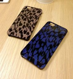 MARC BY MARC JACOBS Wild Leopard Back Case for Iphone 5 - iPhone Cases - Cases Guess You Like It