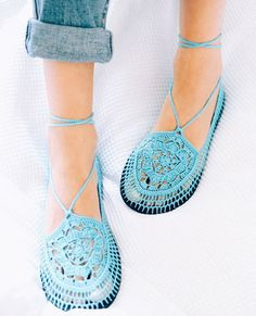 Luludu shoes are lovingly handmade using a slow and sustainable approach to production. The high quality comes from the attention to detail given each shoe. Crochet Shoes Pattern, Shoe Pattern, Crochet Slippers, Hand Crochet, Knit Crochet, Crochet Hats, Ethical Shoes, Hemp Yarn, Crochet Sandals