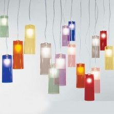 Pendant lamps Easy by Kartell