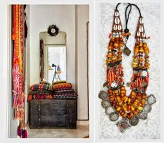 An Indian Summer: Textile and Fabric