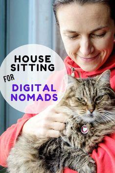 9 Reasons Why House Sitting Is Great For Digital Nomads #housesitting #petsitting #longtermtravel #travel #digitalnomads #locationindependent