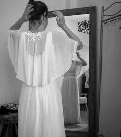 A beautifull girl is getting ready:) #lastfitting  @liatash1 ❤️ #wedding #dress #2017 #newcollection #newcatalog #weddingdress #bridal #bridalcoture #hautecouture #bride #whitedress #flow #beads #embroidery #tulle #chiffon #handmade #white #tlv #כלותאורבניות #שמלותכלה #שמלתכלה #שמלותערב #eveninggown #weddinggown #chique #bohochic #bohobride gelinshop.com/...