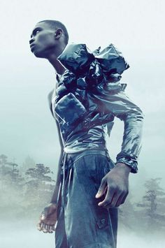 Futuristic Clothing For Men | ... Silhouettes to Robot Couture, These Fashions are Futuristic