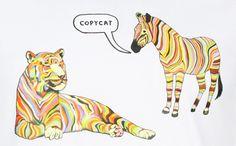 Paul Smith Zebra Lives On