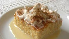 Que buen plan hacer una torta de tres leches tradicional en tu cocina. Aquí te compartimos la receta: http://www.amigacocina.com/como-preparar-la-torta-de-tres-leches/