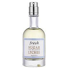 Fresh Sugar Lychee eau de parfum, so fresh during the summer months.