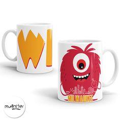 c1cfad0ad29 MILWAUKEE MUG. Creative CoffeeSpecial CharactersGifts For Your BoyfriendFunny  Coffee MugsMug ...