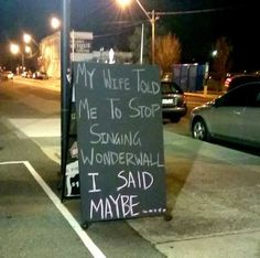 20 Funny Signs Spotted in the Wild | Pleated-Jeans.com