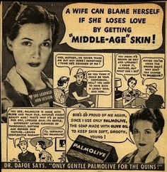 Vintage Adverts // Are They a Feminists Worst Nightmare?
