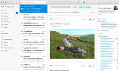 N1 - The extensible, open source mail client.